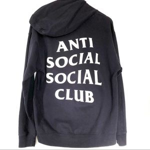 Anti Social Social Club x PERIOD CORRECT collab